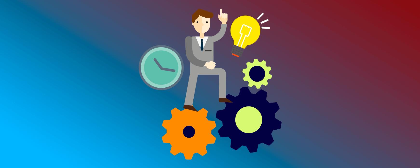 gestão de tempo para ser produtivo