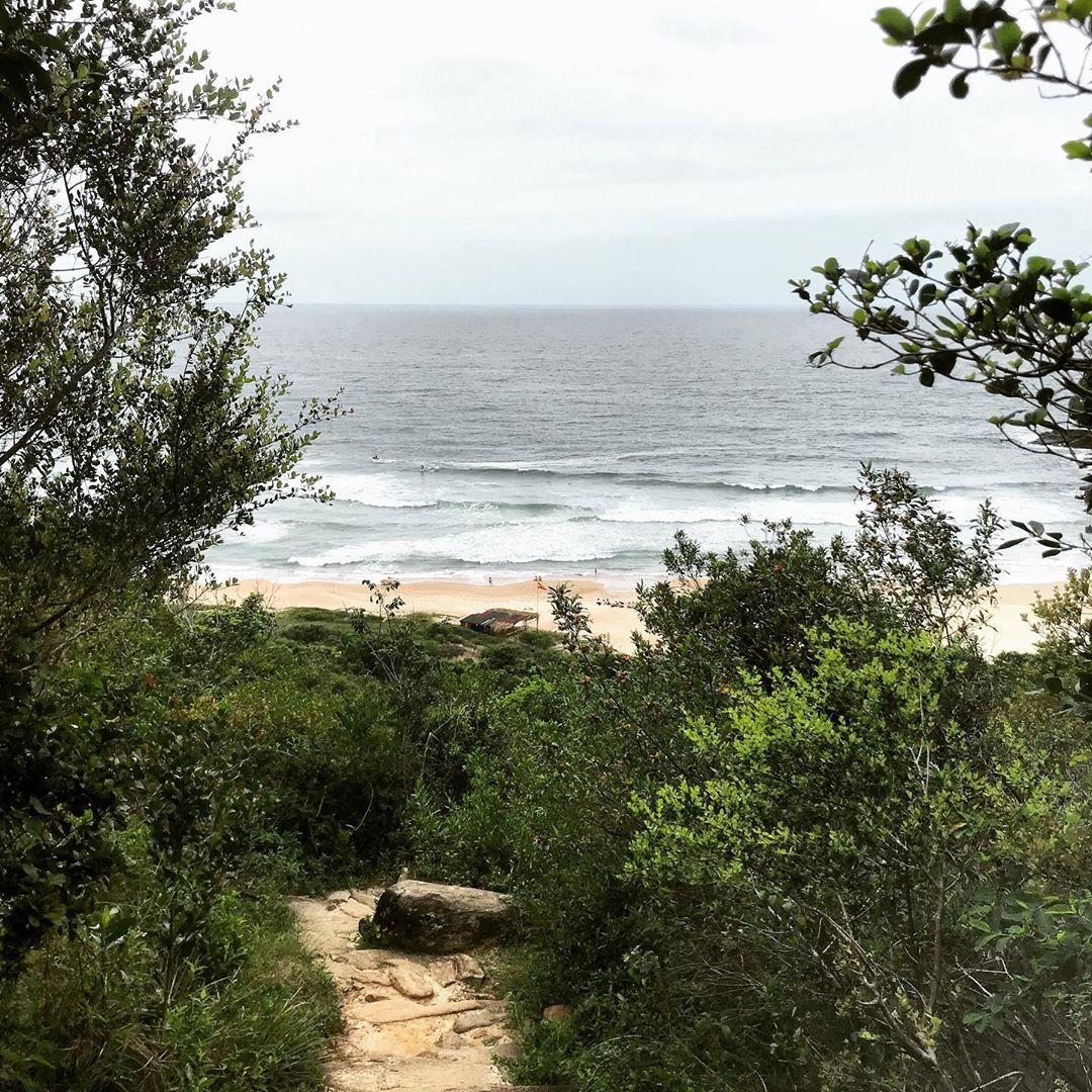 praia da logoinha do leste - Florianópolis