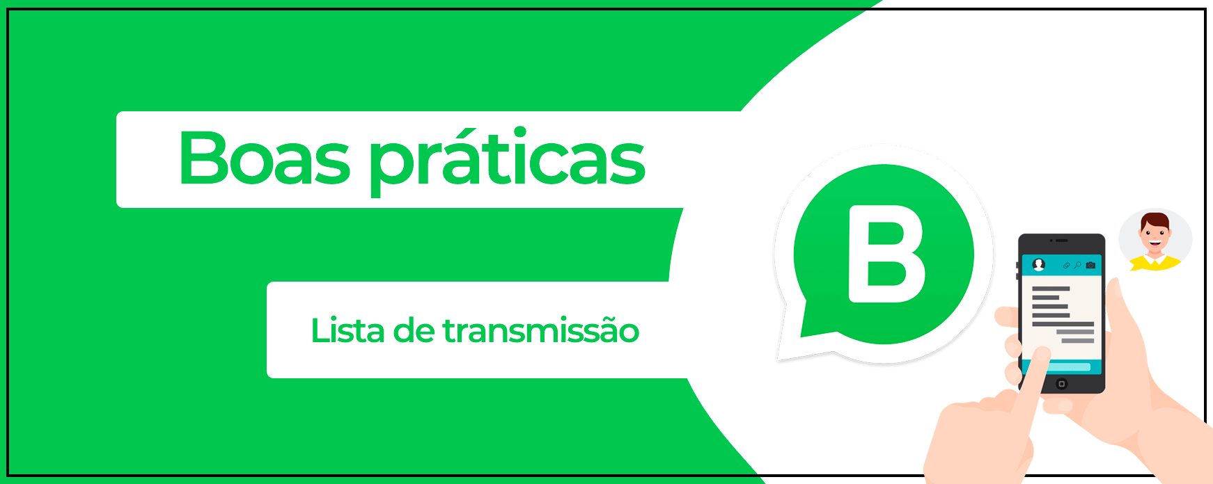 dicas e estratégias no WhatsApp Business