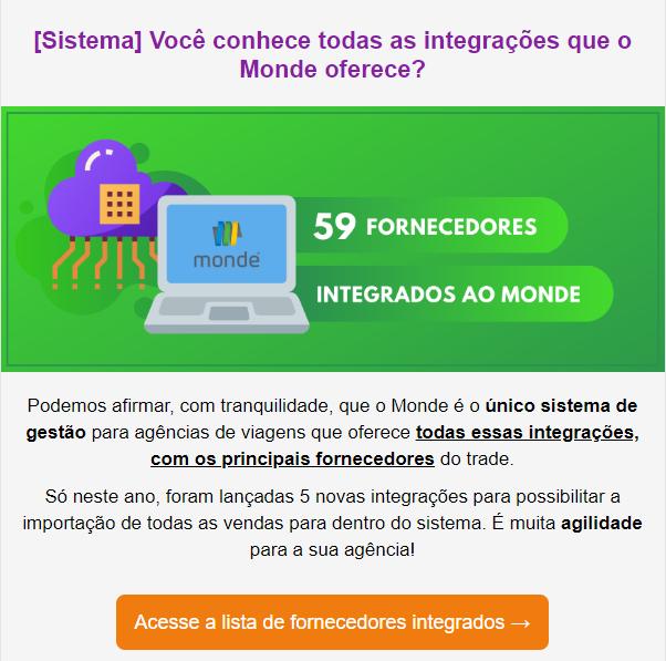 e-mail marketing promocional