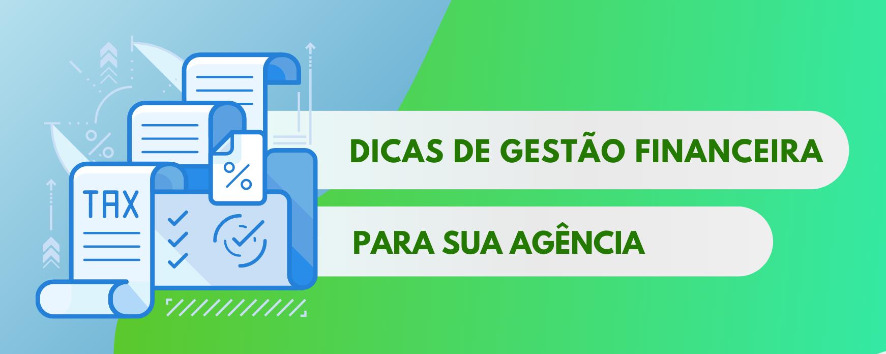 gestão financeira para agência de viagens